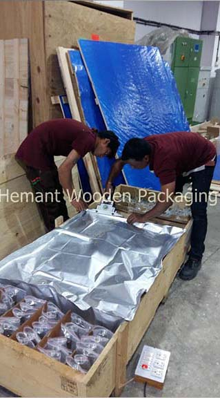 Onsite Packing Services